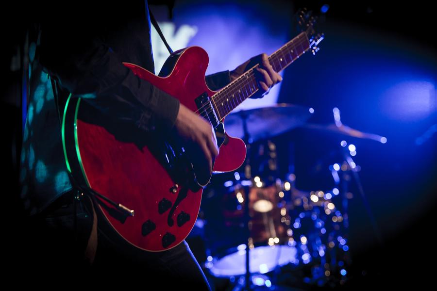 dejtingsajt för gitarrister asiatisk och svart dejting gratis