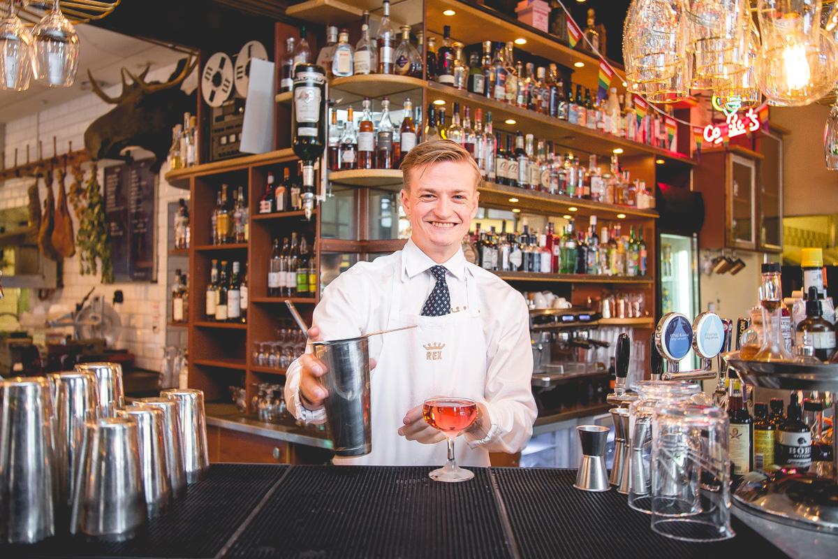 Dating en bartender råd hatar dating ensamstående mammor