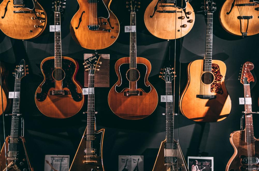 Guitars - The Museum
