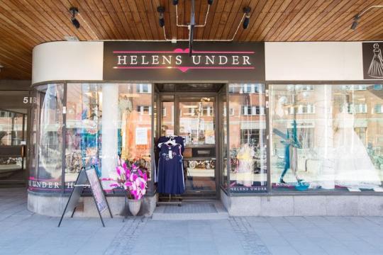 Helens Underkläder